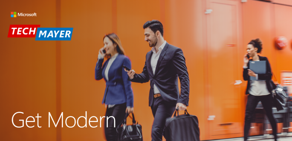 Get Modern with Microsoft 365